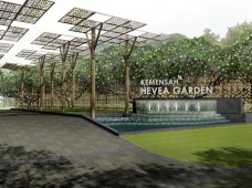 Kemensah Hevea Garden, Malaysia